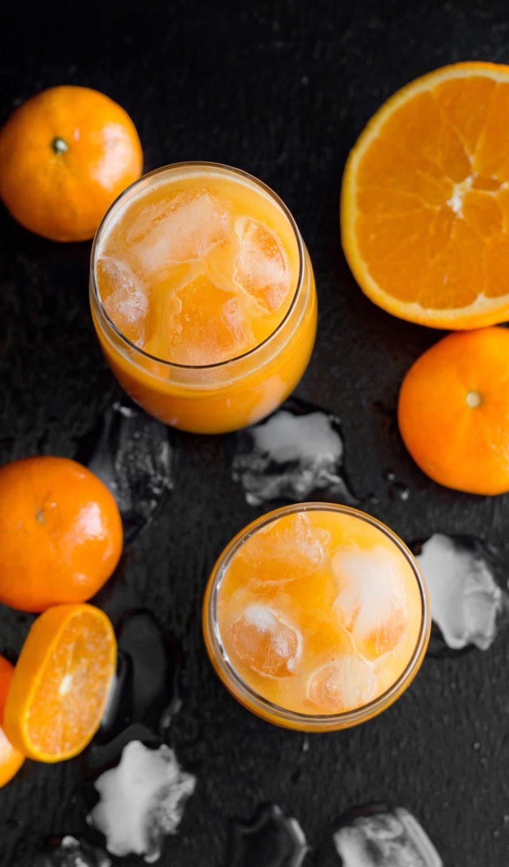 Pomarańczowe orzeźwienie | Pełna szklanka zdrowia #4