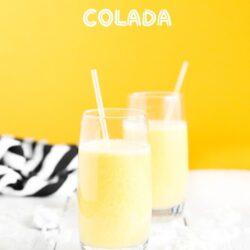 Sok Piña Colada - przepis
