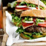 Domowe, wołowe burgery - przepis