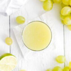 Sok winogronowy - przepis