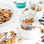 Domowa granola - przepis