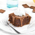 Ciasto bananowo-czekoladowe - przepis