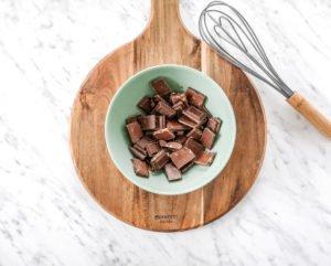 Ciasto czekoladowe z burakami - krok 1