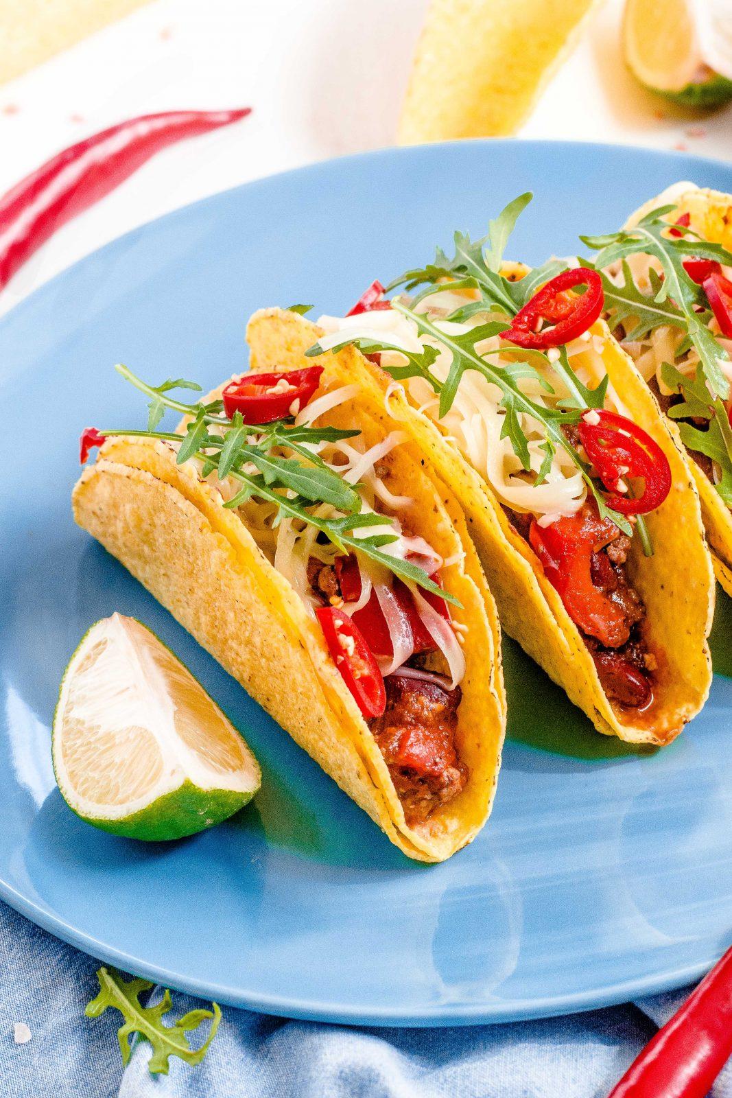 Meksykańskie taco