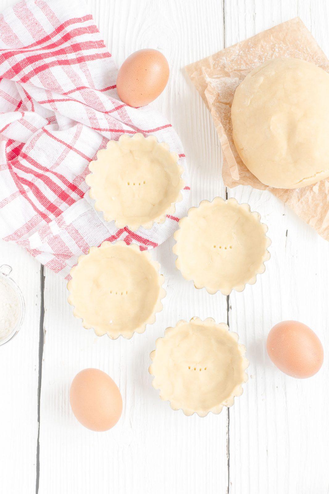 jak zrobić idealne kruche ciasto